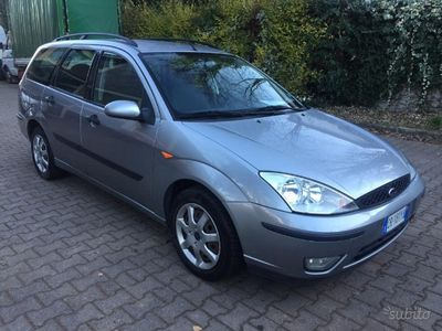 second-hand Ford Focus 3ª serie - 2004 1.8tdci 85kW