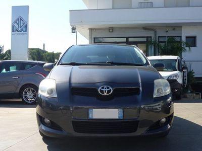 usata Toyota Auris 2.0 D-4D 5 porte 126CV