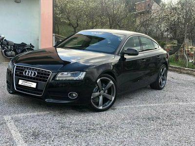 usata Audi A5 Sportback quattro sline