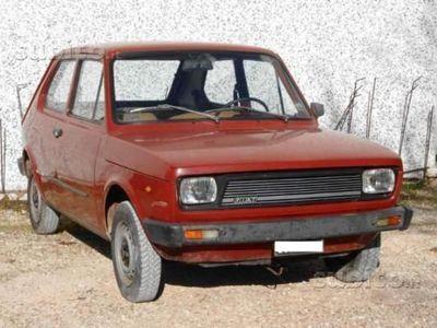 używany Fiat 127 900 - 1980 - Iscritta ASI