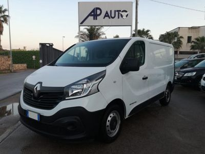 used Renault Trafic T27 1.6 dCi 120CV