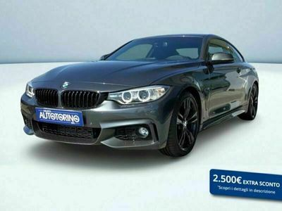 usata BMW 430 SERIE 4 COUPE dA Coupe xdrive Msport my15