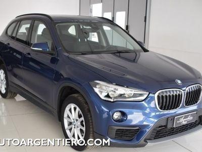 used BMW X1 sDrive18d Business automatico navi restyling joypa