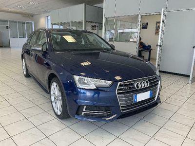 usata Audi A4 Avant 3.0 TDI quattro S-line TETTO 272CV