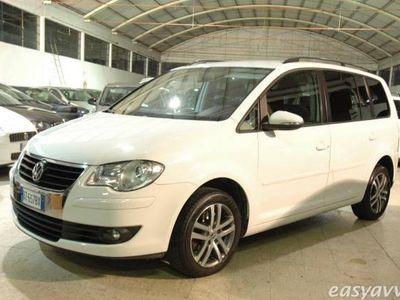 usata VW Touran 16V TSI 150CV Conceptl.Ecofuel