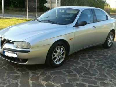 usata Alfa Romeo 156 1,9 jtd