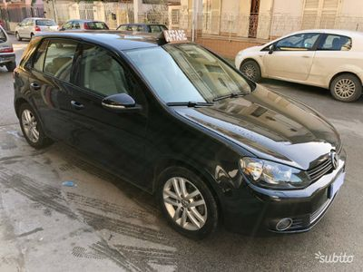 brugt VW Golf 2010 nav 1.6 tdi