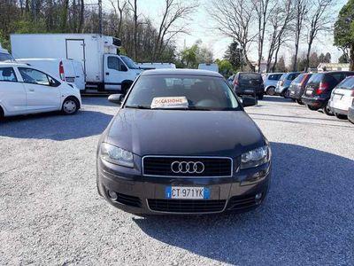 usata Audi A3 2.0 TDI F.AP. automatico euro 4