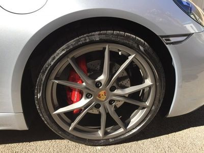 usado Porsche 718 Cabrio Boxster 2.5 S del 2016 usata a Montepulciano