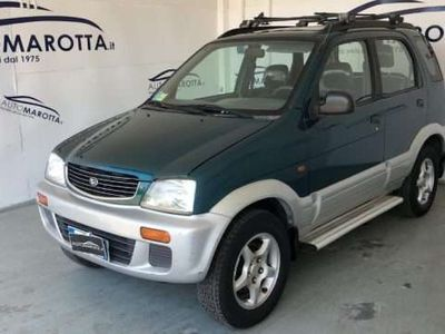 usata Daihatsu Terios 1.3i 16V GPL 4WD DB/CLIMA GANCIO TRAINO PEDANE rif. 13102402