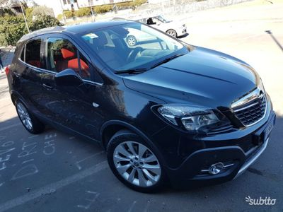 usado Opel Mokka 1.7 diesel 130cv Full optional unico pr