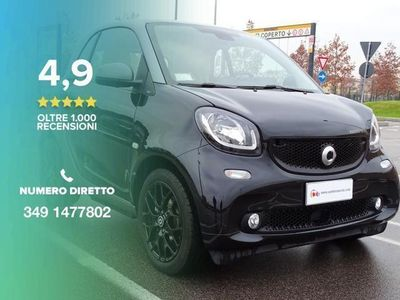 gebraucht Smart ForTwo Electric Drive forTwo Prime