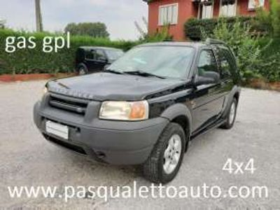 usata Land Rover Freelander 4X4 GAS GPL 1.8 3p. Hardback Benzina