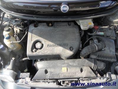 usata Fiat Multipla 110 JTD Info 335/1022606