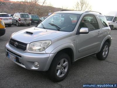 used Toyota RAV4 2.0 D-4D 4WD Active