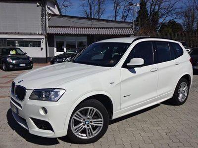 usado BMW X3 xDrive20d M-Sport