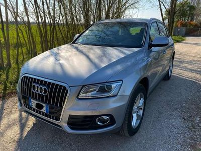 usata Audi Q5 2.0 TDI 190 CV clean diesel quattro