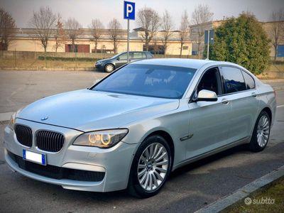 usata BMW 740L d Xdrive Msport (306)Cv Ecclesa