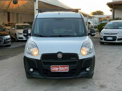 usata Fiat Doblò Doblo1.6 MJT 105CV PC-TN Cargo Lamierato SX