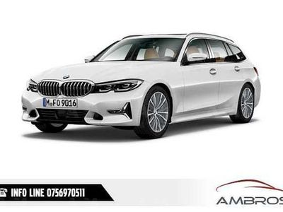 usata BMW 330 Serie 3 Touring d xDrive Luxury nuova a Corciano