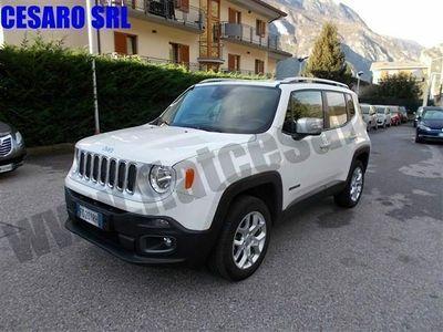 usata Jeep Renegade 2.0 Mjt 140CV 4WD Active Drive Lim