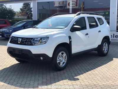 second-hand Dacia Duster NUOVO ESSENTIAL 4X2 1.5 dCi 90cv