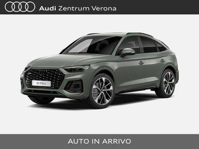 usata Audi Q5 Sb 50TFSIe 299CV Q. Str S Line Plus L: 82.406€