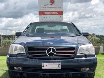 used Mercedes 600 Classe S Coupécat Coupé usato