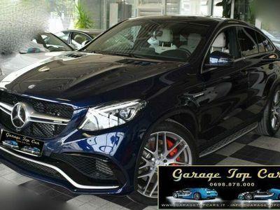 usata Mercedes GLE63 AMG AMG