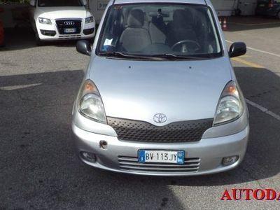 usata Toyota Yaris Verso 1.3i 16V cat Luna GPL