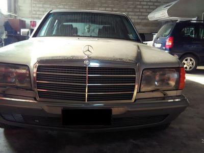 usata Mercedes 380 sel asi storico
