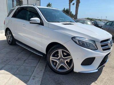 usata Mercedes GLE250 d 4Matic Premium Plus