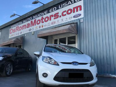 usata Ford Fiesta 1.4 GPL BRC 5 PORTE UNICO PROPRIETARIO