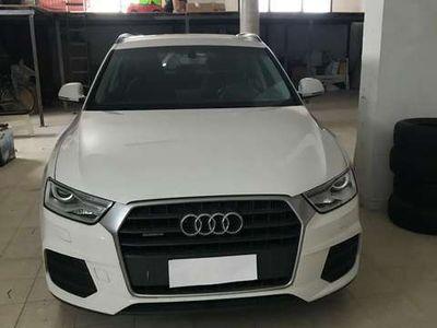 usata Audi Q3 2.0 TDI 150 CV quattro