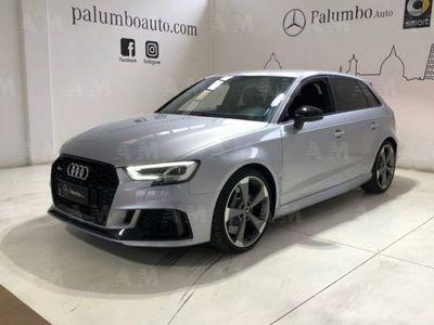 usata Audi RS3 Sportback 3 2.5 TFSI quattro S tronic del 2018 usata a Pisa
