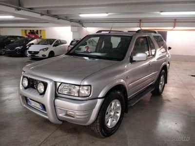 usata Opel Frontera 2.2 16V DTI 3 porte Sport RS