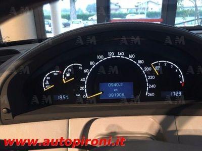 used Mercedes CL500 cat rif. 7019098