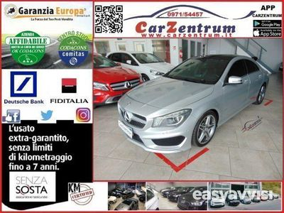 begagnad Mercedes CLA220 CDI Automatic Premium AMG rif. 11083248