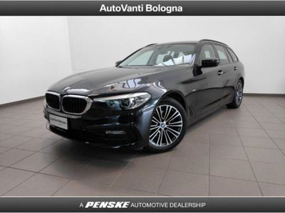 brugt BMW 520 d Touring Sport