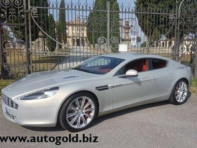 usata Aston Martin Rapide Ex christian de sica ( PERMUTE)