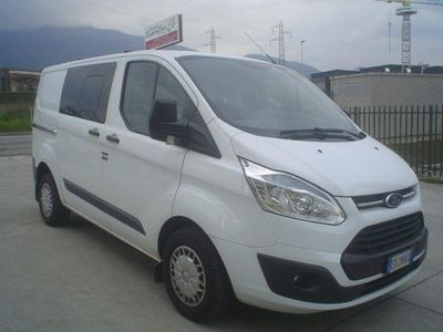 brugt Ford Custom Transit