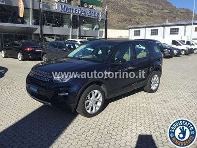 used Land Rover Discovery DISCOVERYsp. 2.2 sd4 HSE Luxury awd 190cv auto
