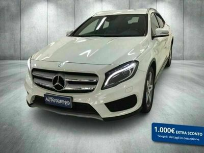 usata Mercedes GLA200 CLASSE GLAd Automatic 4Matic Premium