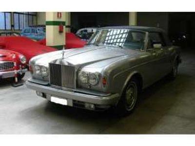 usata Rolls Royce Corniche CornicheCabriolet
