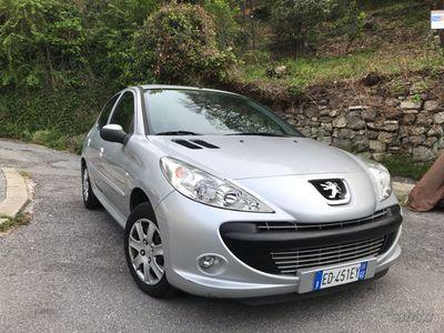"""usado Peugeot 206+ 1.4 diesel """"trendy"""" 2010"""