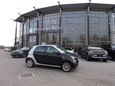usata Smart ForFour 1.0 Youngster 71cv