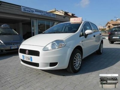 usata Fiat Punto 1.4 8V 5p. Natural Power Street METANO
