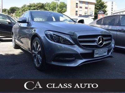 używany Mercedes C200 d Auto Sport
