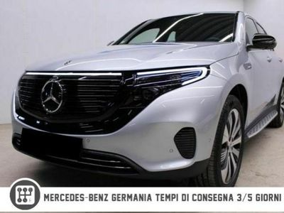 usata Mercedes EQC 400 4M*Distronic *Led*Telecamera 360