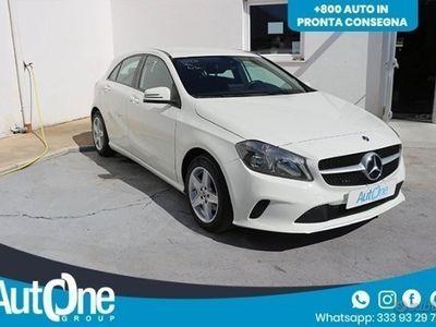 usata Mercedes A160 1.5 D 90 CV EXECUTIVE AUTOMA